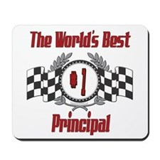 Racing Principal Mousepad