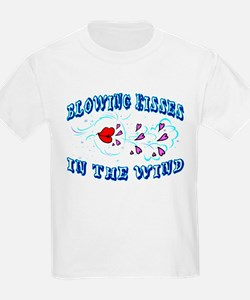 Blowing Kisses T-Shirt