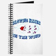 Blowing Kisses Journal