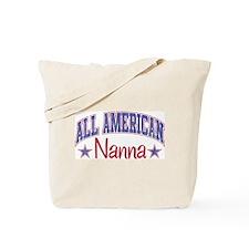 ALL AMERICAN NANNA Tote Bag