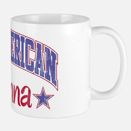 ALL AMERICAN NANNA Mug