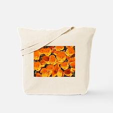 Helaine's California Poppies Tote Bag