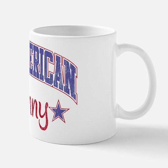 ALL AMERICAN NANNY Mug