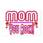 Mom You Rock Postcards (Package of 8)