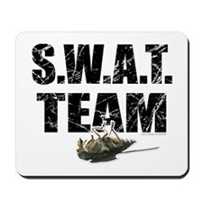 S.W.A.T. Team... Mousepad
