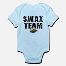 S.W.A.T. Team... Infant Bodysuit