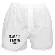 S.W.A.T. Team... Boxer Shorts