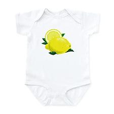 Lemons Infant Bodysuit