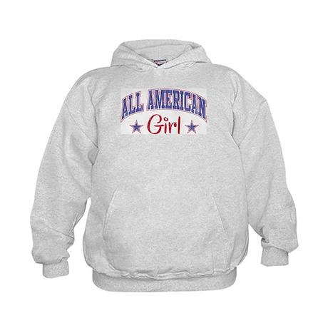 ALL AMERICAN GIRL Kids Hoodie