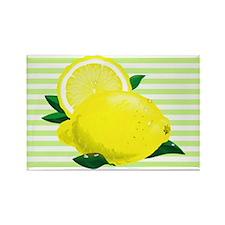 Lemons Rectangle Magnet
