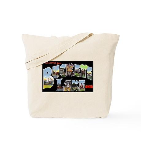 Buckeye Lake Ohio Tote Bag