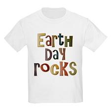 Earth Day Rocks T-Shirt