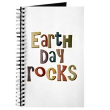 Earth Day Rocks Journal