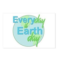Every Day is Earth Day Postcards (Package of 8)