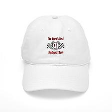 Racing Babysitter Baseball Cap