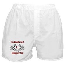 Racing Babysitter Boxer Shorts