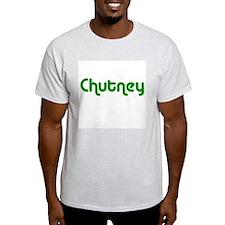 Chutney Ash Grey T-Shirt
