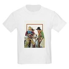 Three Cowboys T-Shirt
