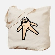 Blow-up Doll Tote Bag