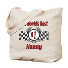 Racing Nanny Tote Bag