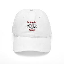 Racing Nanny Baseball Cap