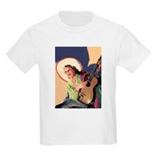 Singing Cowgirl T-Shirt