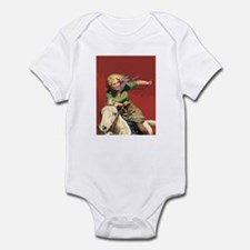Sexy Cowgirl Infant Bodysuit