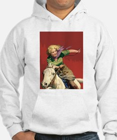 Sexy Cowgirl Hoodie