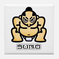 Sumo Tile Coaster