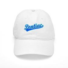 Retro Pontiac (Blue) Baseball Cap