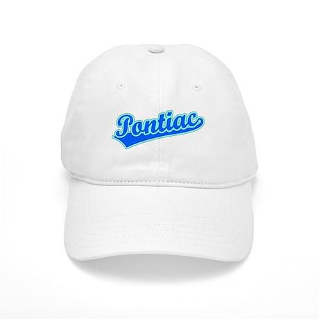 Retro Pontiac (Blue) Cap