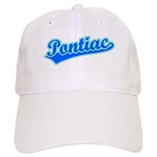 Retro Pontiac (Blue) Hat