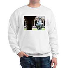 Iona Sculpture Sweatshirt