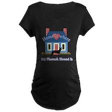 Pharaoh Hound Home T-Shirt