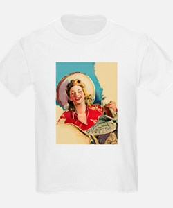 Hot Cowgirl T-Shirt