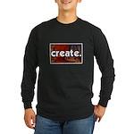 Create - sewing crafts Long Sleeve Dark T-Shirt