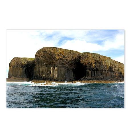 Staffa Island Postcards (Package Of 8)