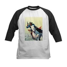 Fast Horse Cowboy Tee