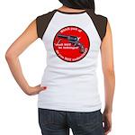 Infringement Women's Cap Sleeve T-Shirt