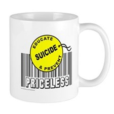 EDUCATE AND PREVENT SUICIDE Mug
