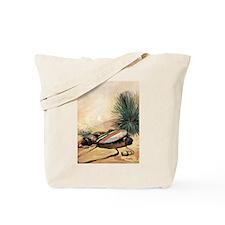 Desert Cowboy Tote Bag