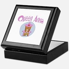 Queen Anna Keepsake Box