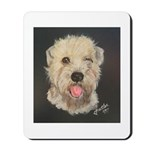 Soft Coated Wheaten Terrier Mousepad