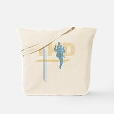 TKD Squared Tote Bag