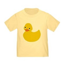 Yellow Duckie T