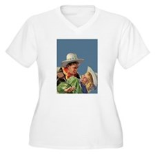 Cowboy In Love T-Shirt