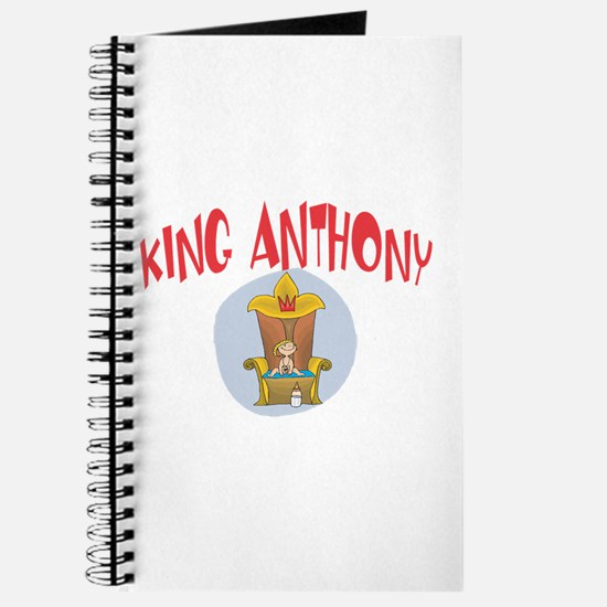 King Anthony Journal
