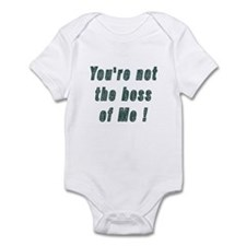 You're not the boss of me Onesie