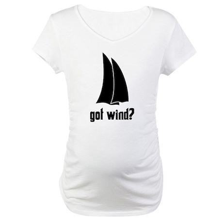 Wind 3 Maternity T-Shirt