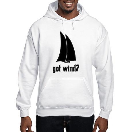 Wind 3 Hooded Sweatshirt